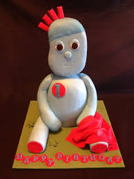 3d iggle piggle cake night garden cake ideas