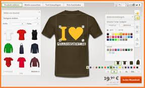 tops selbst designen t shirt selbst individuell gestalten bedrucken