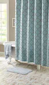 curtain walmart shower curtain sets turquoise shower curtains