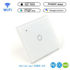 wifi programmable light switch china wifi smart touch switch from shenzhen wholesaler shenzhen