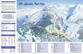 Anchorage Alaska Map by Alyeska Resort Anchorage Alaska
