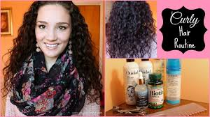 hair thickening products for curly hair journey to healthy thick curly hair updated hair routine for