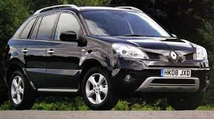 renault koleos 2016 black 2008 renault koleos specs and photos strongauto