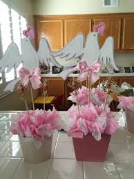 centerpieces for bautizo baptism centerpieces for pictures to pin on