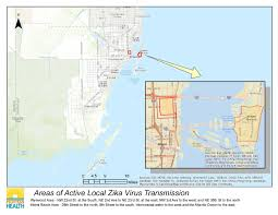 Map Florida Counties by Department Of Health Daily Zika Update Florida Department Of Health