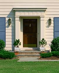 Exterior Door Pediment And Pilasters by Entry Systems Intex Millwork Solutions Intex Millwork Solutions