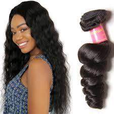 pics of loose wave hair nadula soft virgin brazilian loose wave hair 1 bundle brazilian