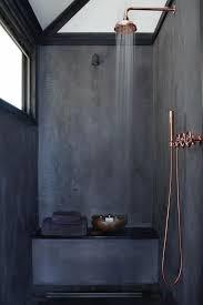 Classy 20 Concrete Tile Bathroom by Best 25 Dark Bathrooms Ideas On Pinterest Slate Bathroom Slate