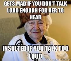 Scumbag Mom Meme - scumbag mother in law could solve this problem if she would just