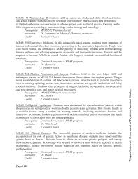Physician Assistant Student Resume Wingate University Department Of Physician Assistant Studies
