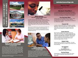 Back Office Medical Assistant Brochure Metro Business College