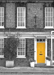 yellow door bmaydesign