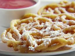funnel cakes cook diary
