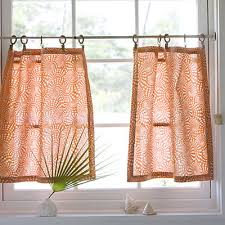 Simple Cafe Curtain Alyssa Crawford You Really Need These They - Simple kitchen curtains