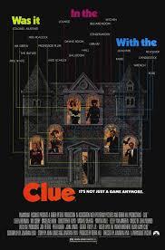 Clue Movie House Floor Plan Weekend Movie Audio Reviews The Colorless