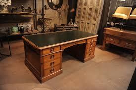 meuble bureau ancien exceptionnel meubles en pin pas cher 7 bureau ministre uteyo
