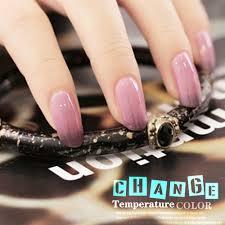 aliexpress com buy y u0026s 8ml chameleon nail gel polish temperature