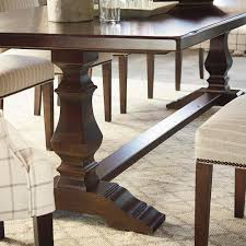 harvest dining room tables bench made 108