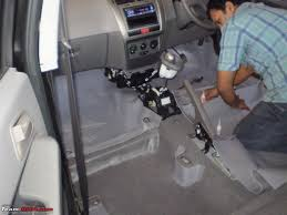 pics car floor vinyl lamination page 3 team bhp