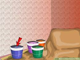 Textured Roller Paint - 4 easy ways to paint textured walls with pictures
