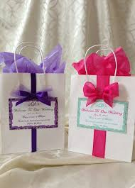 personalized wedding welcome bags 71 best wedding hotel welcome bags images on wedding