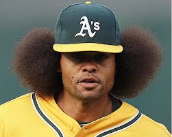 baseball hair styles best hairstyles in sports history si com