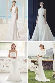 contemporary wedding dresses 24 contemporary wedding dresses for not as girly brides praise