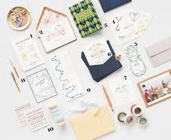 Wedding Invitation Companies Push The Envelope With Creative Wedding Invitation Stationery