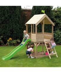 Child Stair Gates Argos by Buy Tp Wooden Multiplay Playhouse At Argos Co Uk Your Online