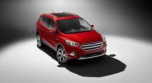 Ford Escape 2016 - 2017 ford escape gains major nvh powertrain connectivity