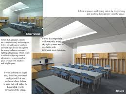 a real daylighting solution for educational design solera light