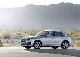Audi Q5 64 Plate - 2018 audi q5 rated best in segment 25 mpg combined autoevolution