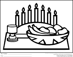 kwanzaa coloring pages kwanzaa coloring pages for kids kwanzaa
