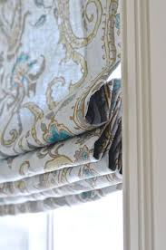 How To Make Roman Shades For French Doors - best 25 fabric roman shades ideas on pinterest diy blinds