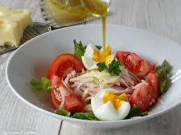 recette de cuisine alsacienne salade alsacienne la cuisine d adeline