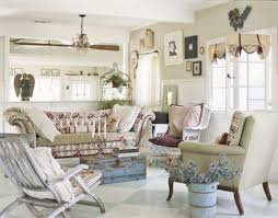 Shabby Chic Decorating Ideas And Interior Design In Vintage Style - Modern chic interior design