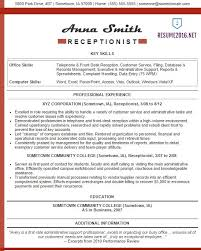 Ece Sample Resume by It Resumes Examples It Resume Samples For Experienced