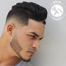 Mens Hairstyle By Face Shape by Beard Styles