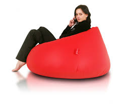 Big Bean Bag Chair by Large Bean Bag Chair