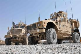 homemade tactical vehicles defense