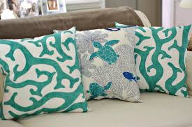 Pillow Decorative For Sofa by Diy Ebay Pillow Covers Decorative Coastal Pillows Coastal Pillows