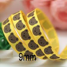 grosgrain ribbon bulk wholesale bulk lot yellow grosgrain ribbon diy hair