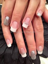 nail art 33 striking silver nail art photos ideas silver nail