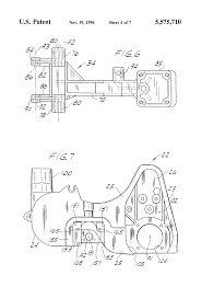 Galaxy 2000 Floor Sander by Patent Us5575710 Leveling Mechanism For Floor Sanders Google