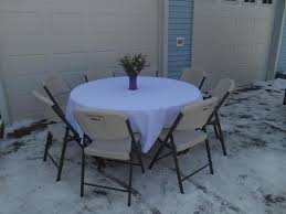 What Size Tablecloth For 60 Inch Round Table Table 60 Inch Round Tablecloth Size Weddingbee For Popular Home
