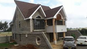 House Plans In Kenya by House Plans In Kenya The 4 Bedroom A Plan Complete Adroit