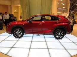 red lexus 2015 lexus nx matador red mica and lincoln mkc ruby red clublexus