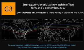 northern lights minnesota 2017 an aurora may cross the northern u s wednesday here s how to watch