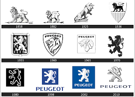 lion car symbol the evolution of 15 infamous car logos across the decades page 3