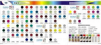acrylic spray paint by china manufacturer buy bosny acrylic